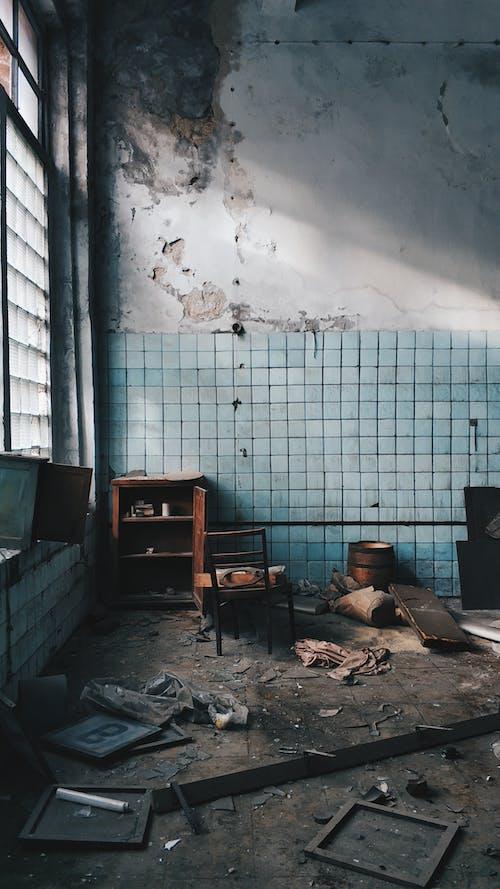 Photos gratuites de abandonné, abîmé, âgé, ancien