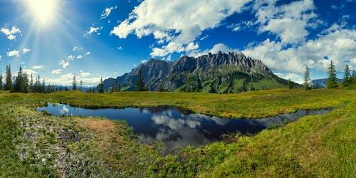 Бесплатное стоковое фото с Альпийский, вода, гора