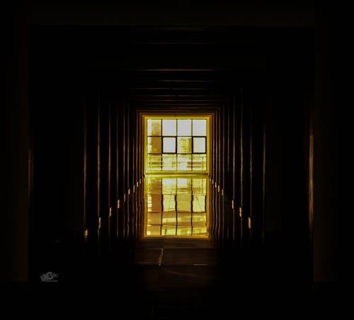 Free stock photo of corridor