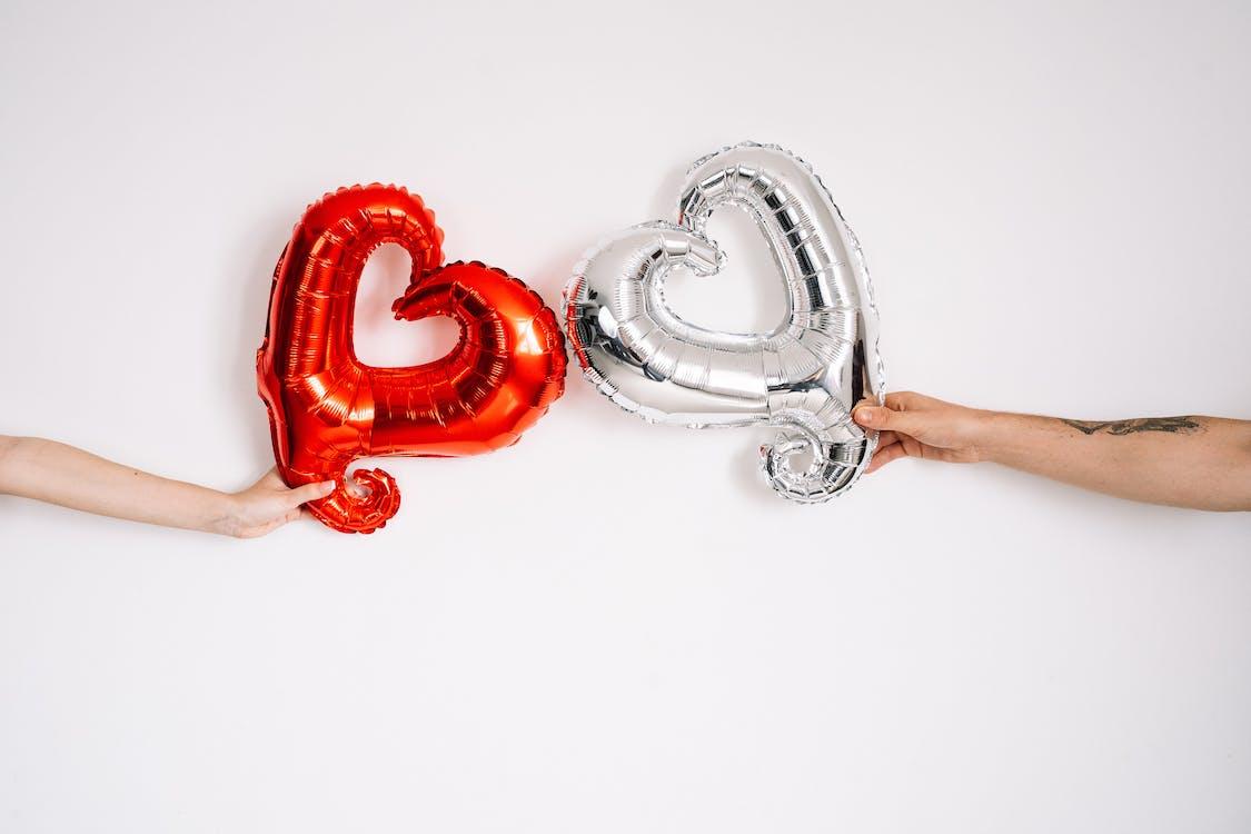 Бесплатное стоковое фото с валентинка, валентинки, валентинов день
