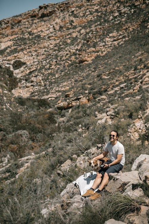 Gratis stockfoto met avontuur, berg, berg uitzicht