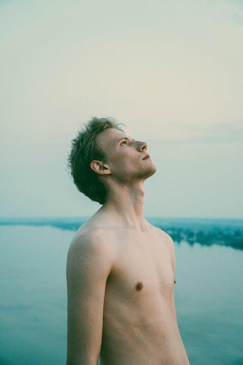 Foto profissional grátis de admirar, água, ao ar livre