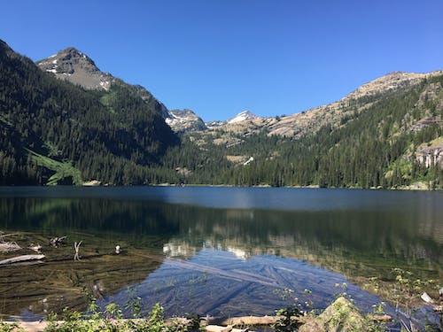 Gratis arkivbilde med alpin, blå himmel, dal