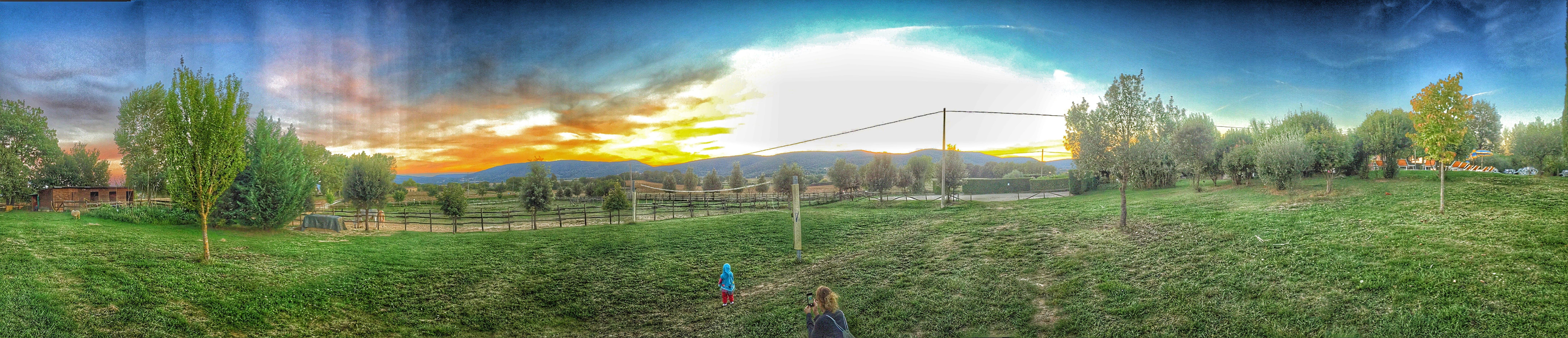 Free stock photo of child, italy, motherhood, sunset