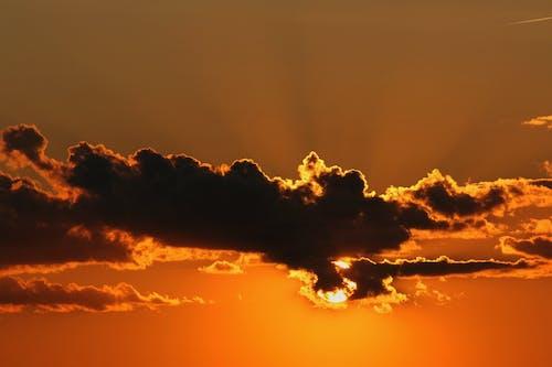 Free stock photo of adobe photoshop, canon, cloudy sky