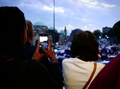 Foto stok gratis demonstrasi, fotografi, g20, Hamburg
