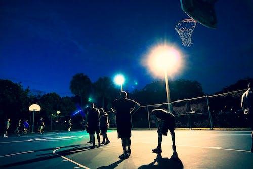 Imagine de stoc gratuită din baschet, minge, sport, sporturi