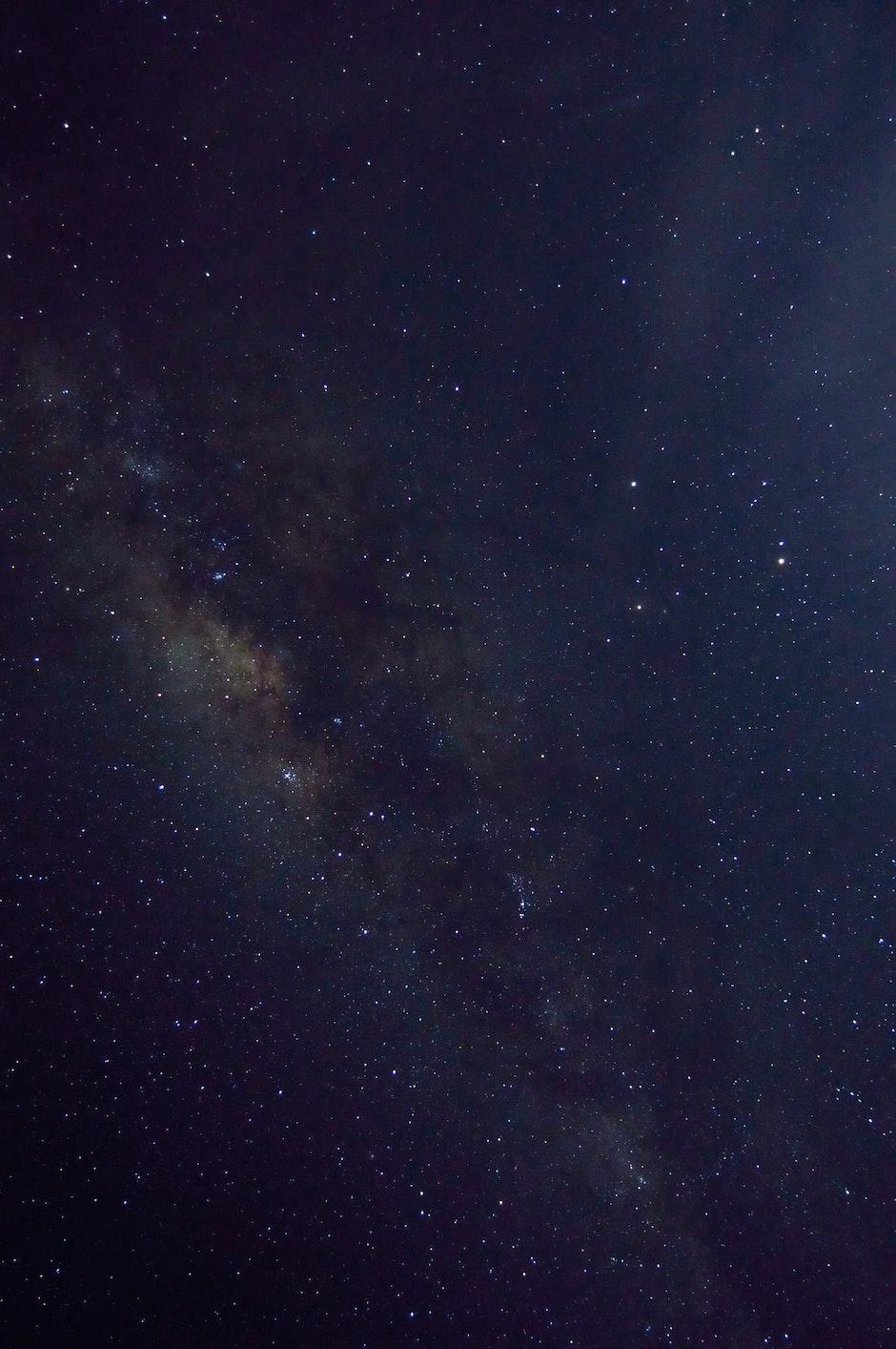 astronomy, constellation, cosmos