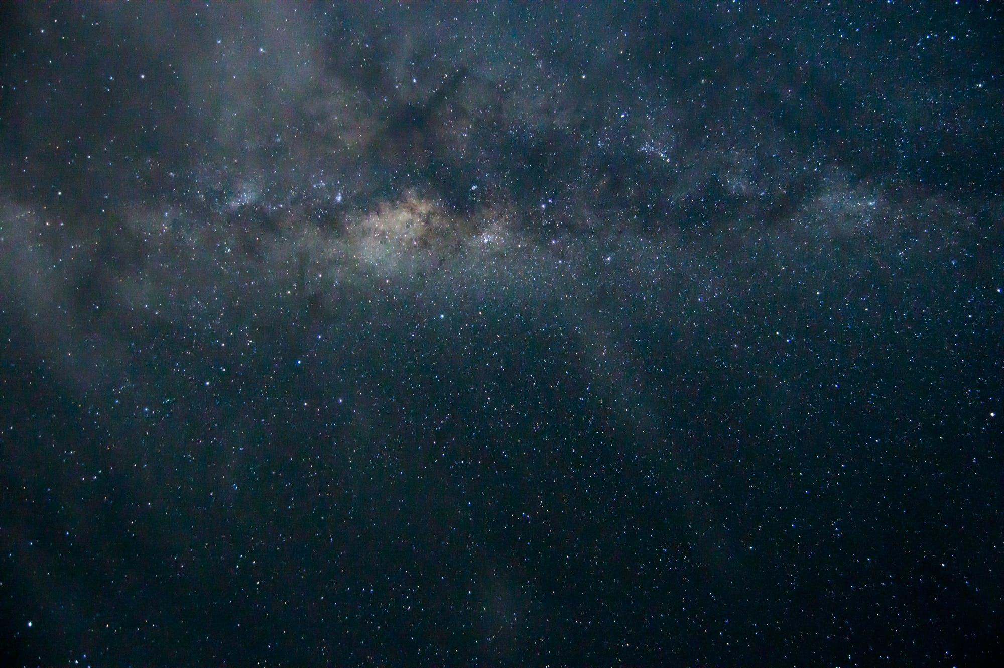 Foto d'estoc gratuïta de astronomia, cel, cel estrellat, constel·lació