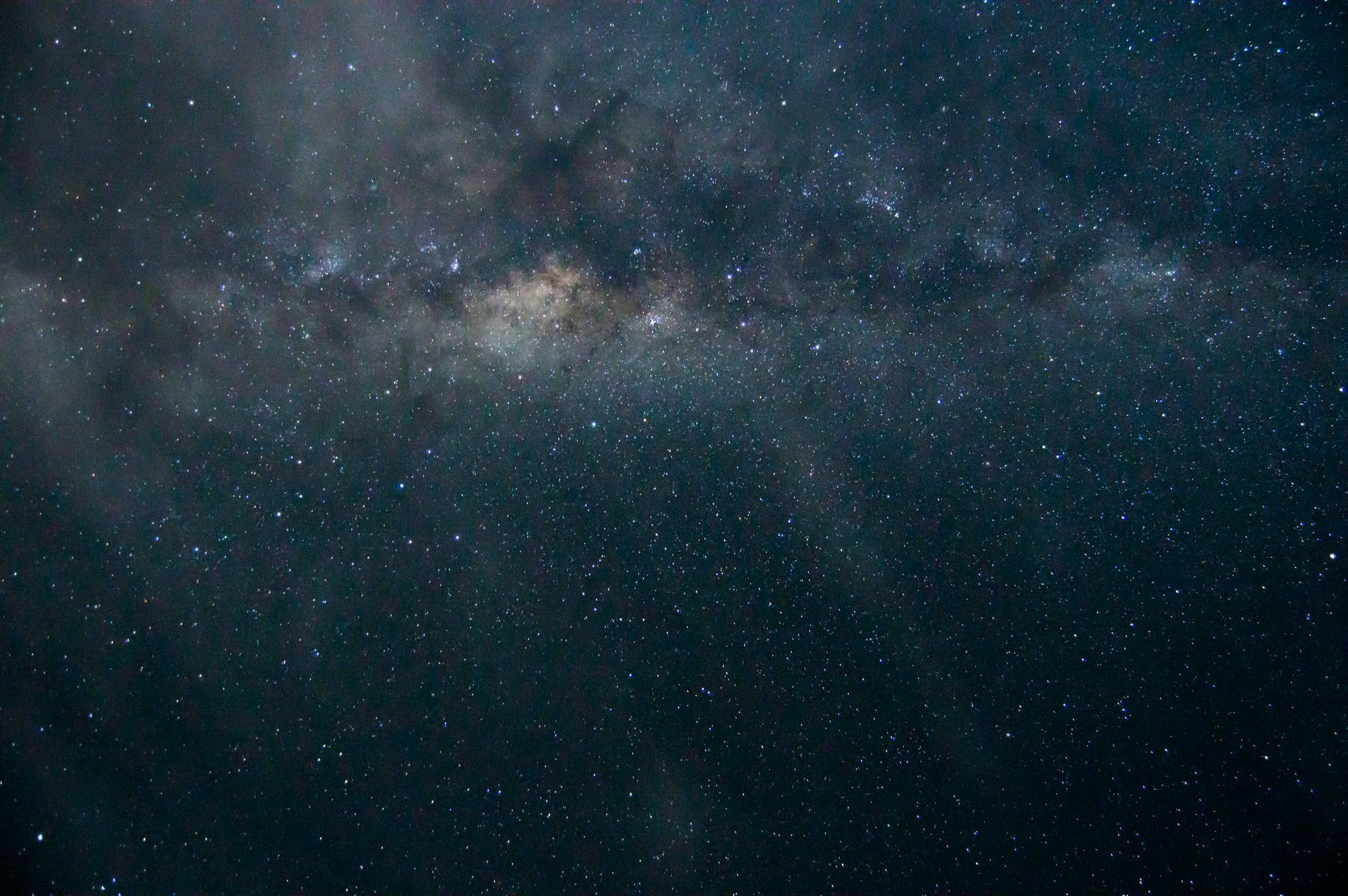 Free stock photo of sky, dark, galaxy, milky way