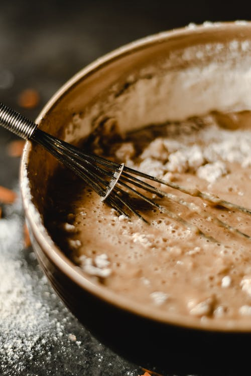 Kostnadsfri bild av förberedelse, mjöl, närbild