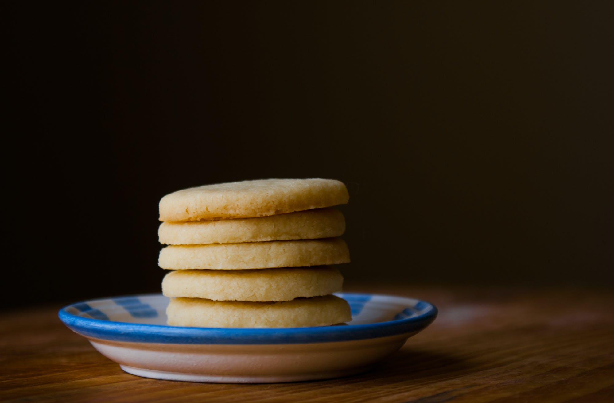 Free stock photo of plate, blur, dessert, cookies