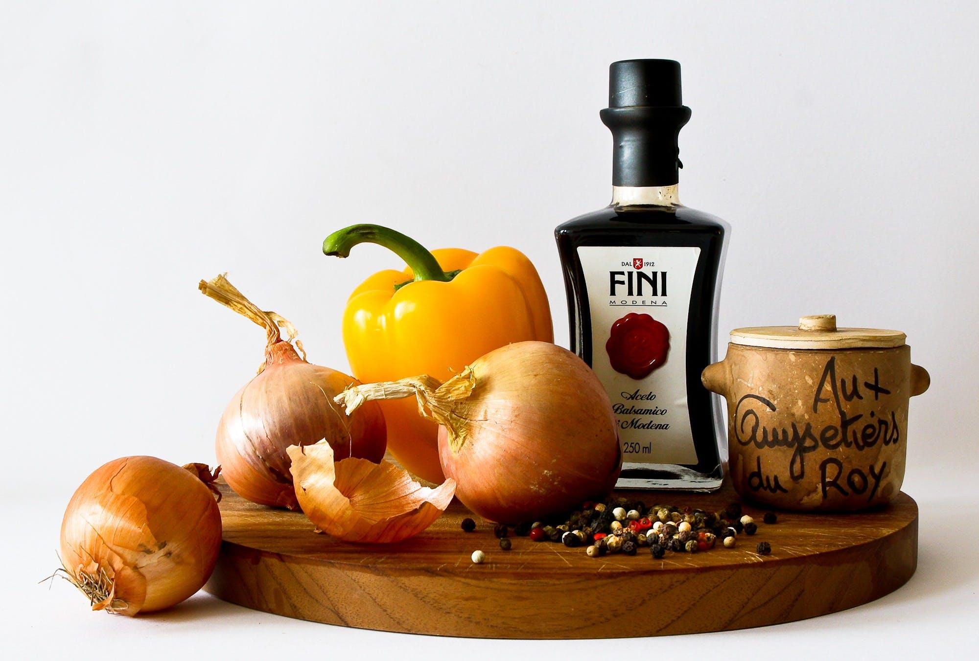 Fotos de stock gratuitas de cebollas, comida, vegetales