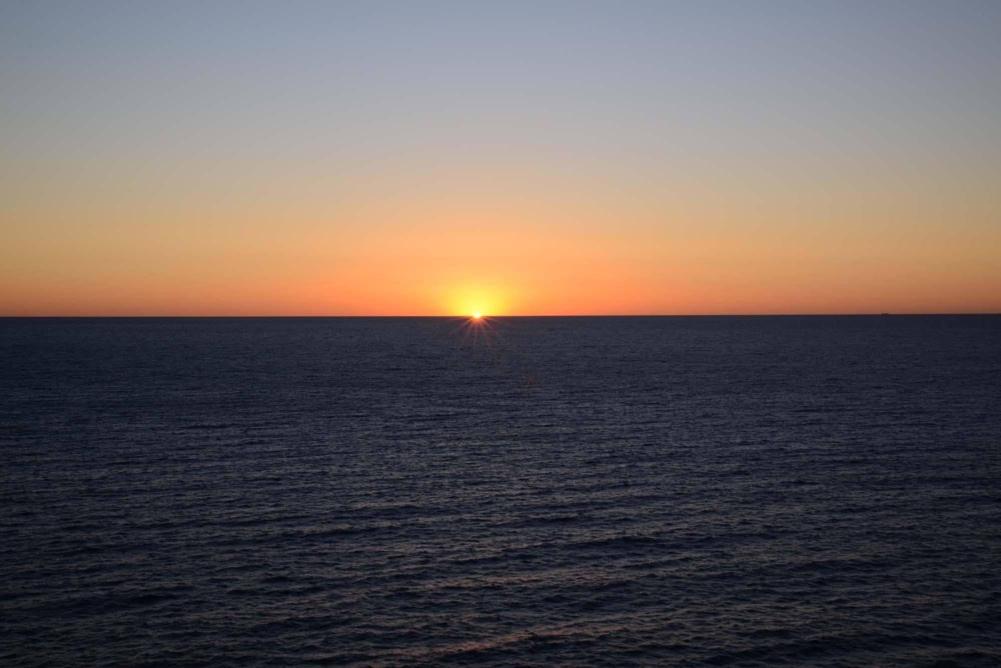 Foto stok gratis air, alam, horison, langit