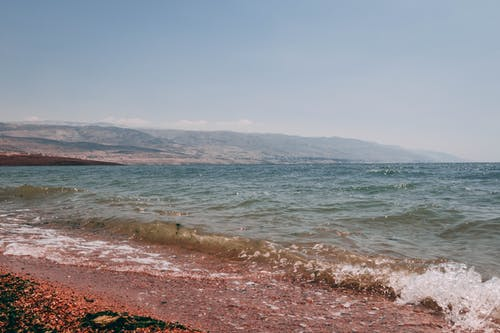 Безкоштовне стокове фото на тему «jordan, мертве море, океан, пляж»