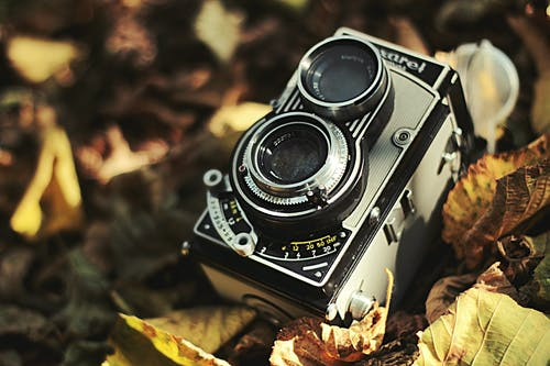Free stock photo of vintage, vintage camera