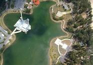 bird's eye view, water, aerial