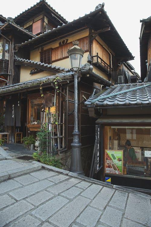 Δωρεάν στοκ φωτογραφιών με higashiyama, kyoto, ανατολικός, από κάτω