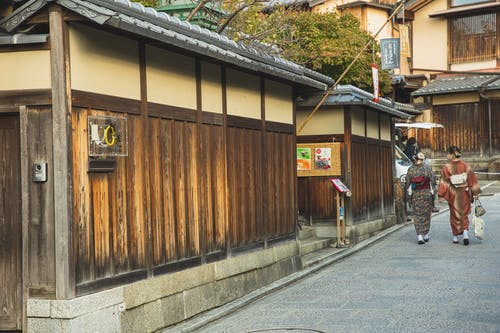 Δωρεάν στοκ φωτογραφιών με kyoto, lifestyle, αγνώριστος, ανατολικός