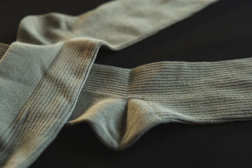 Pair of cotton socks for male clothes