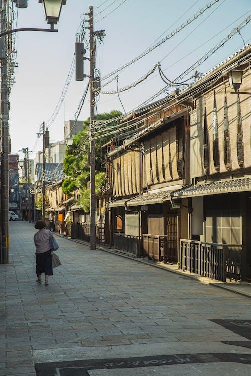 açık hava, antik, arka sokak içeren Ücretsiz stok fotoğraf