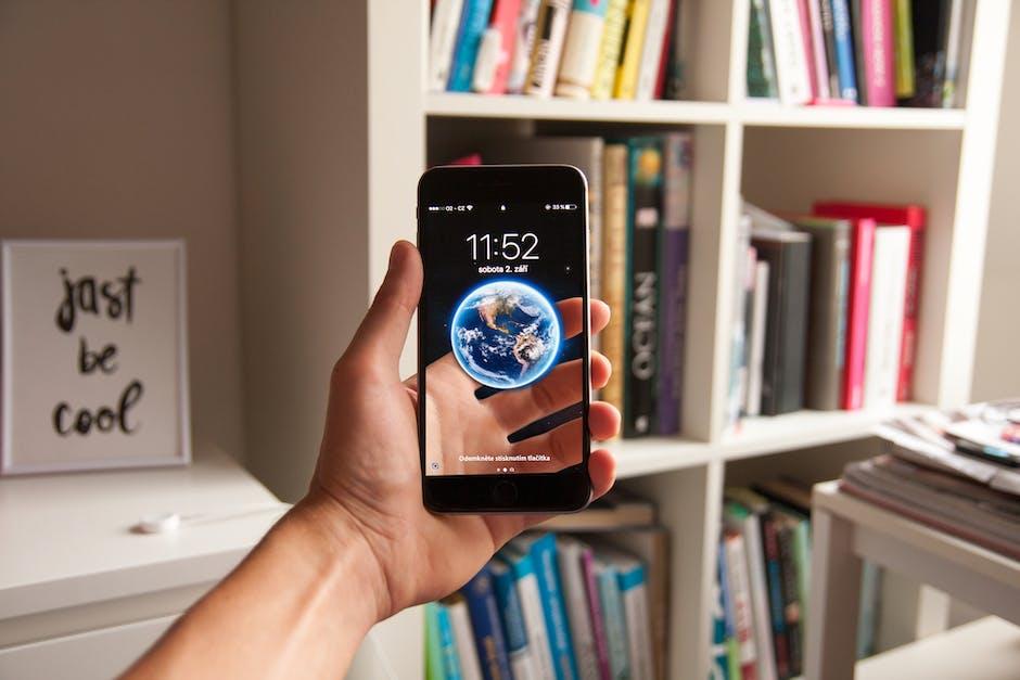 Apple bookcase books earth