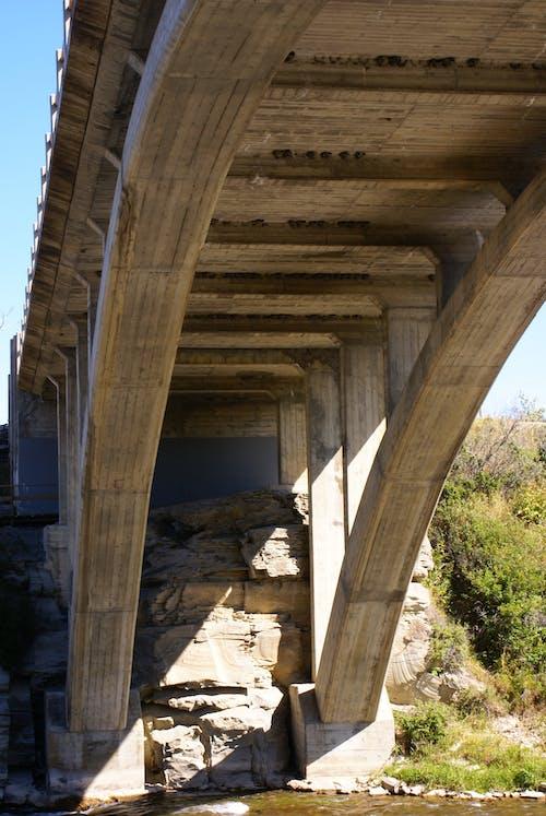 Ingyenes stockfotó boltív, híd, híd arch, lundbreck-híd témában