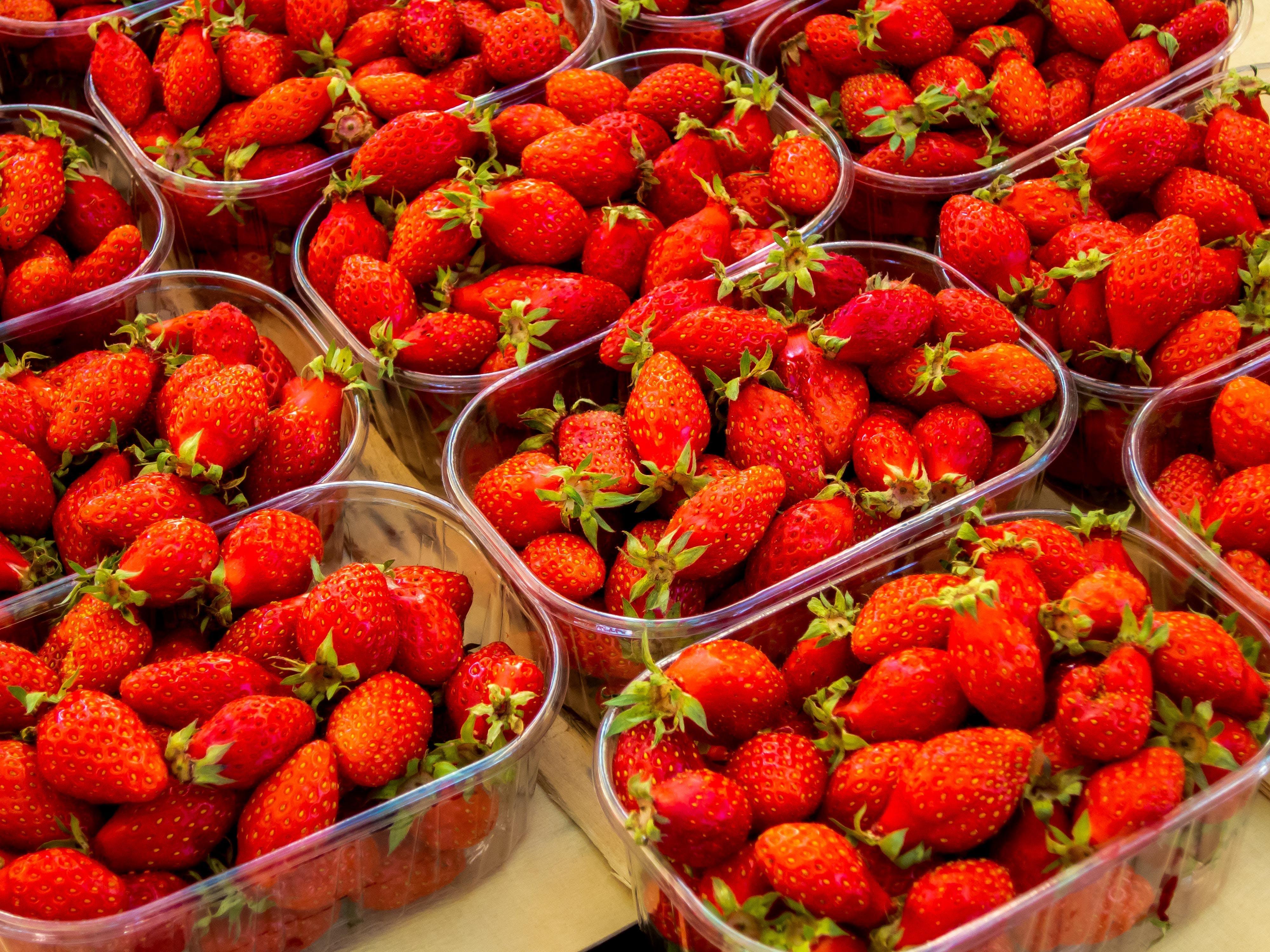 Free stock photo of abundance, batch, berry, confection