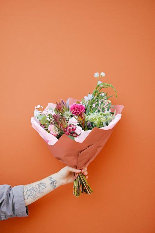 Бесплатное стоковое фото с Анонимный, апельсин, аромат