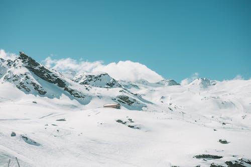 Foto d'estoc gratuïta de alpí, alps francesos, alt, aventura