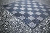 park, stone, chess