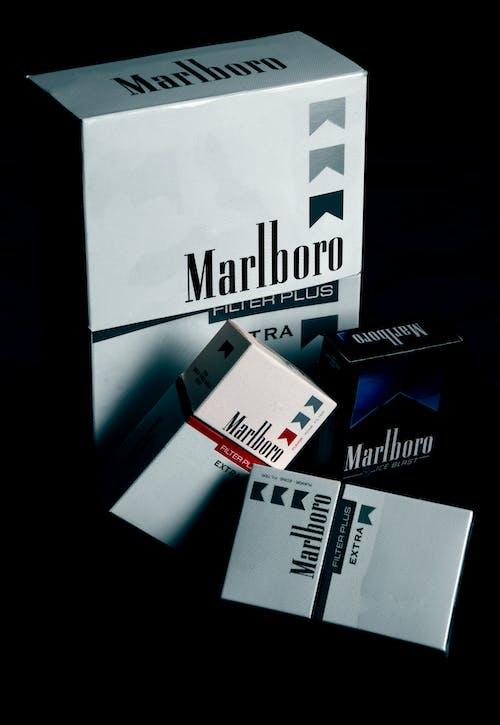タバコ, マールボロ, 不健康, 喫煙の無料の写真素材