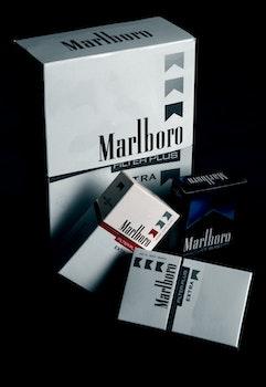 Free stock photo of unhealthy, cigarettes, smoking, marlboro