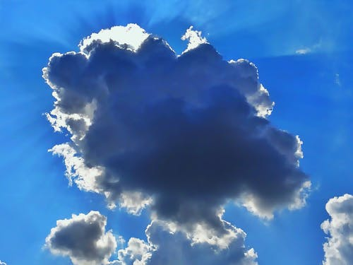 Základová fotografie zdarma na téma dramatický, mraky, obloha, počasí