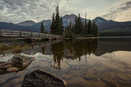 亞伯達省, 人, 冰斗湖 的 免費圖庫相片