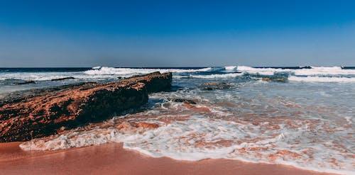 Ilmainen kuvapankkikuva tunnisteilla aallot murtuvat, australia, hiekkaranta, kesä