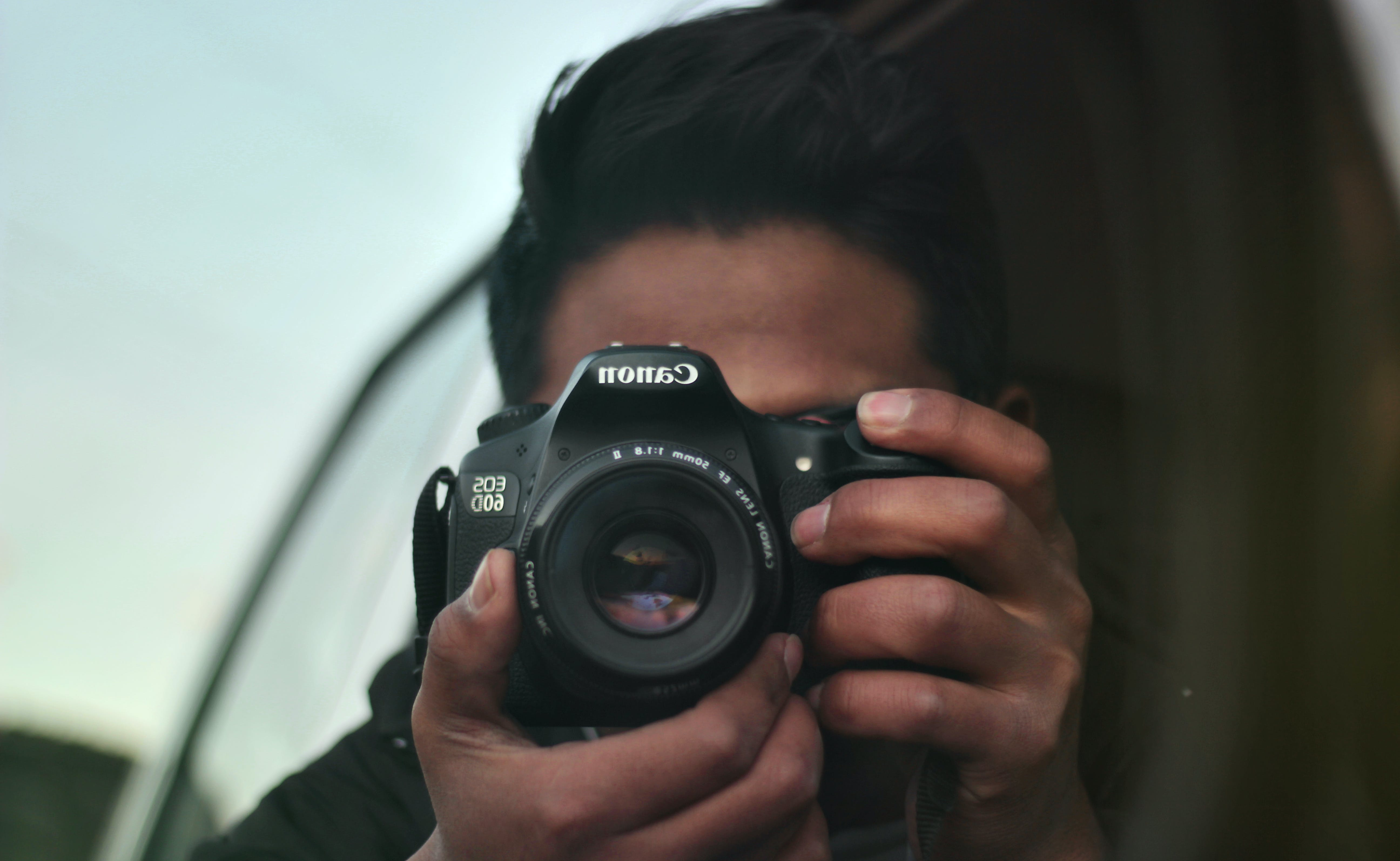 Kostenloses Stock Foto zu beruf, canon, dslr, foto machen