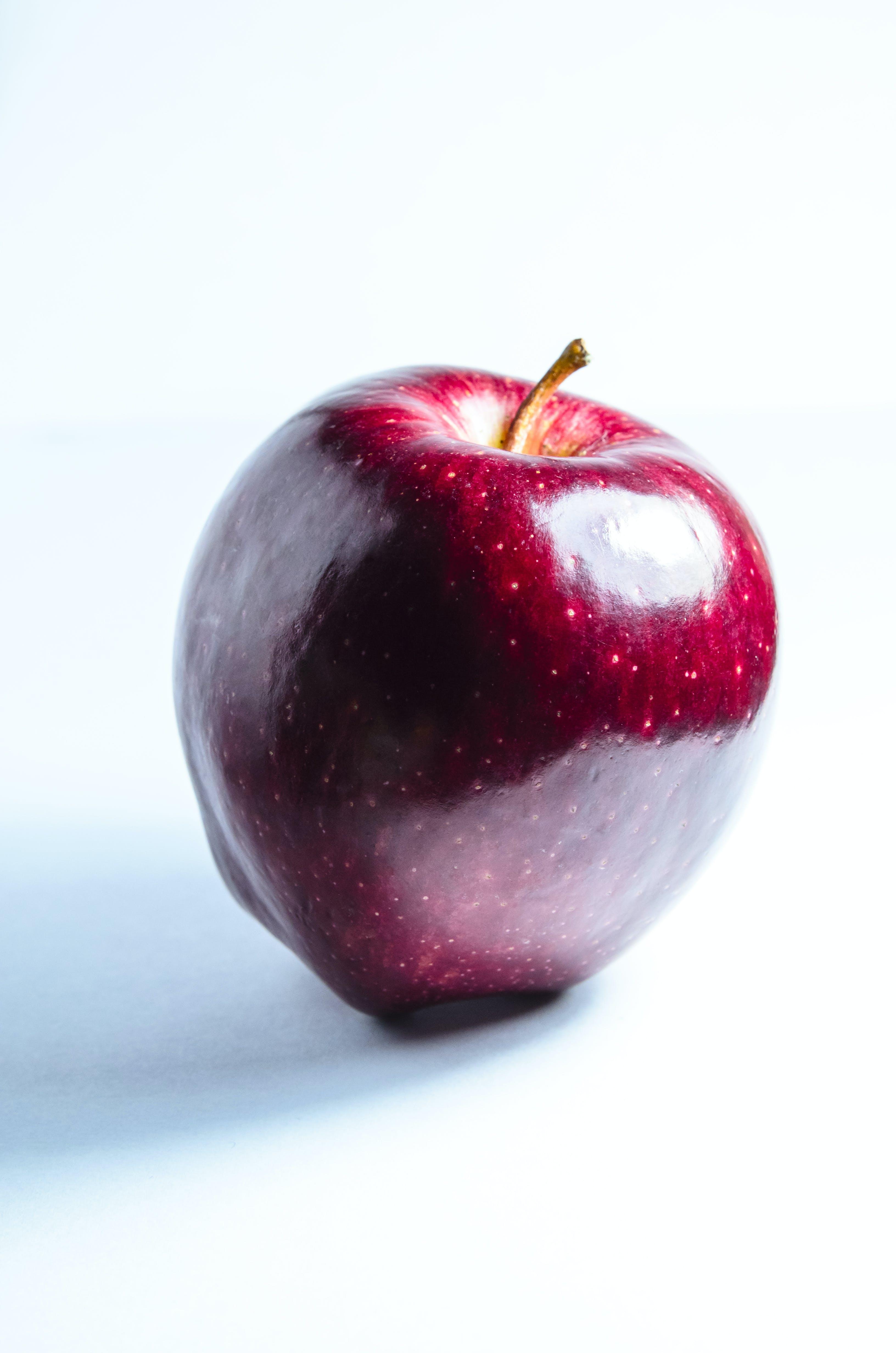 Ảnh lưu trữ miễn phí về màu đỏ, món ăn, sáng bóng, táo