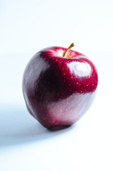 Free stock photo of food, red, apple, fruit