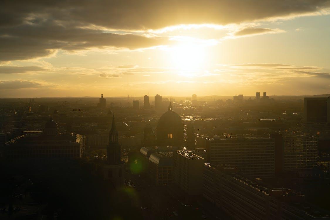 Free stock photo of beautiful landscape, berlin, catholic