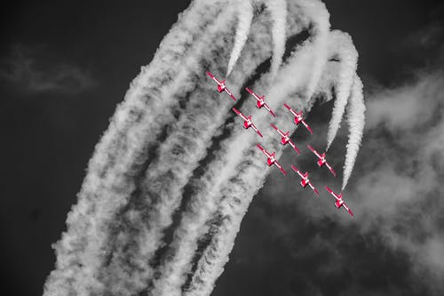 Selective Color of Jets