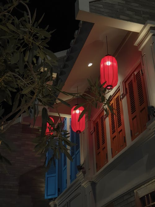 Free stock photo of architectural building, chinese architecture, chinese lanterns
