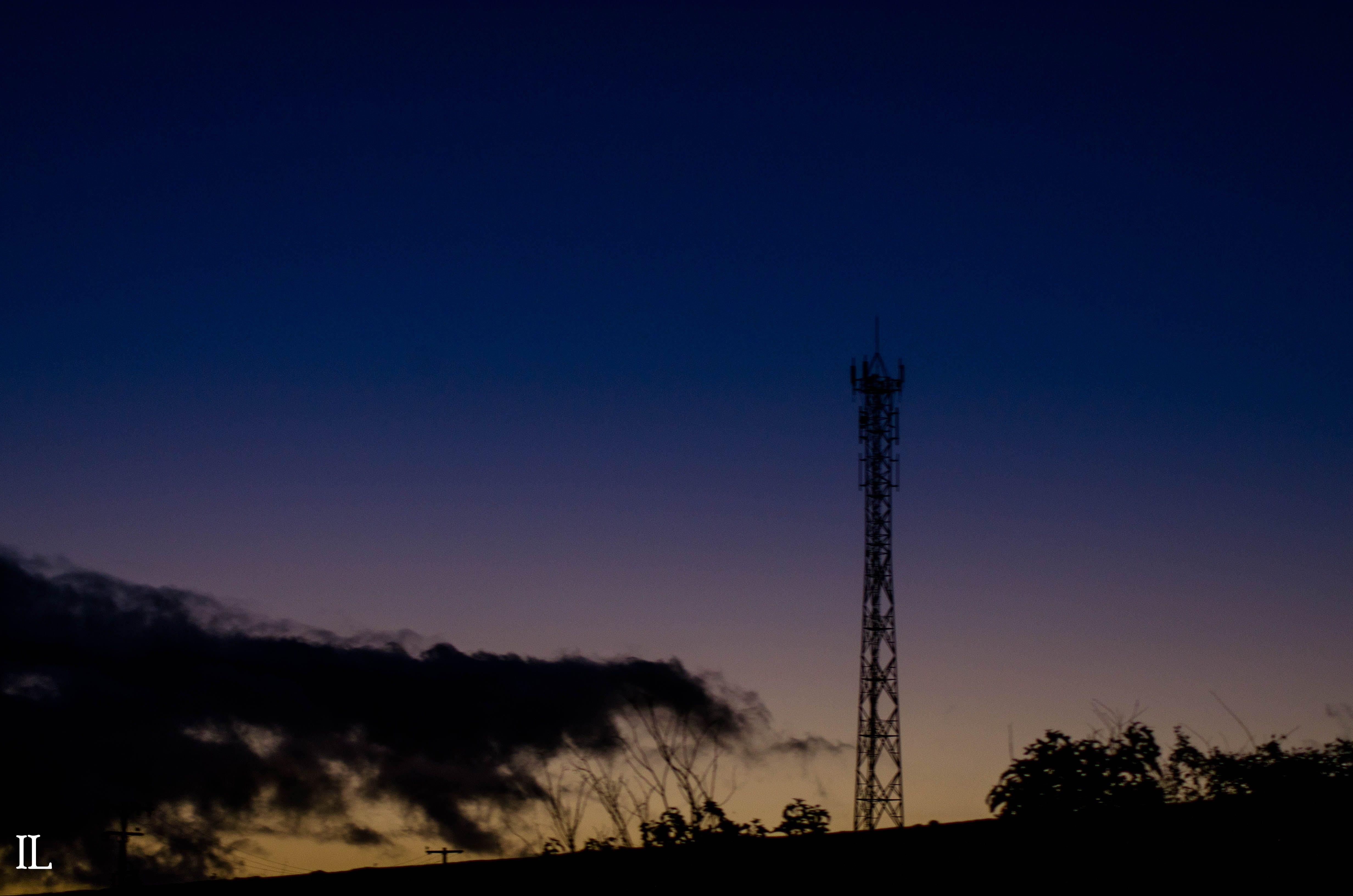 Free stock photo of sky, sunset, tower