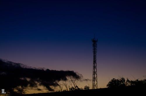 Ilmainen kuvapankkikuva tunnisteilla auringonlasku, taivas, torni