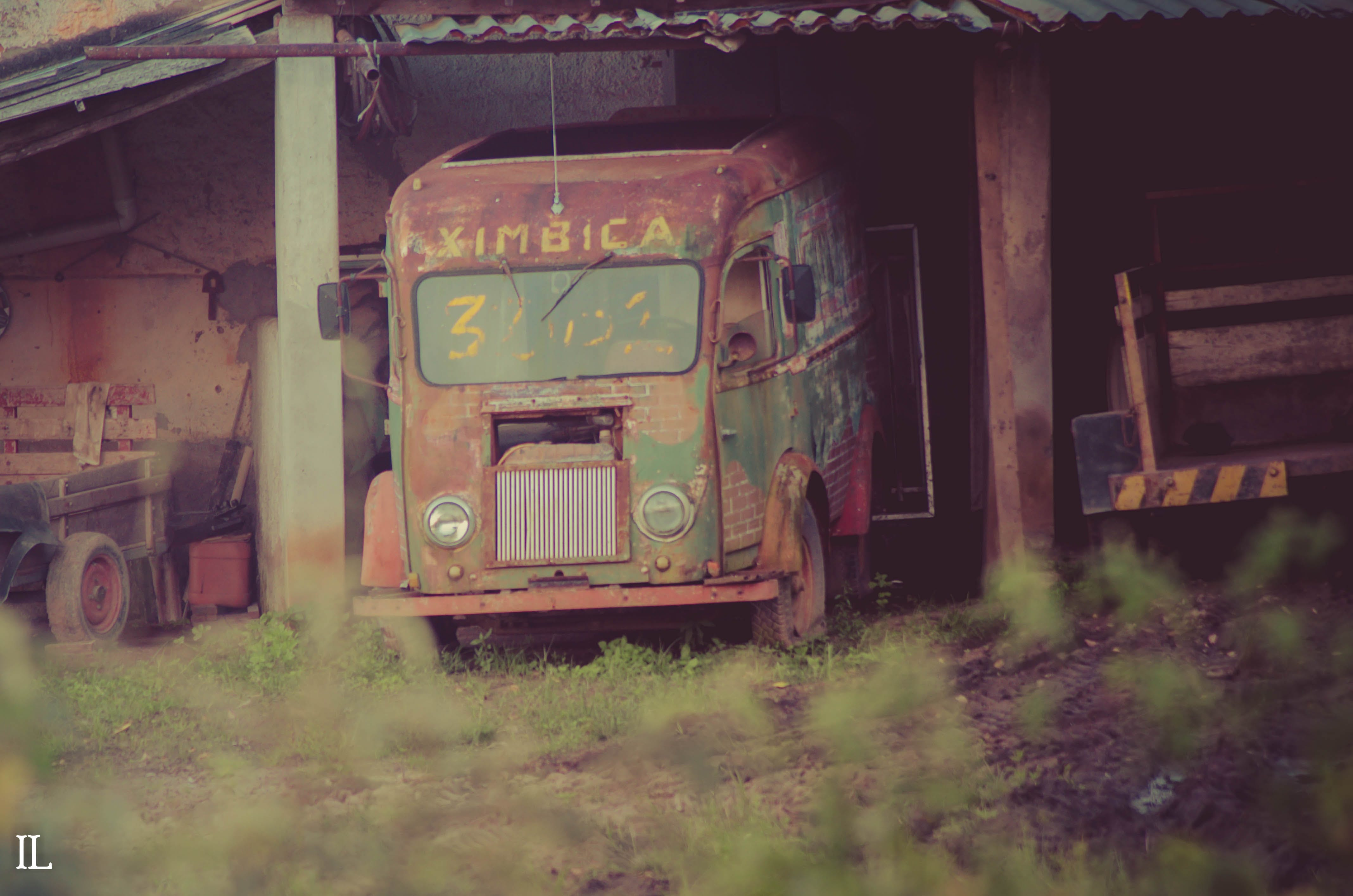 Free stock photo of car, old car