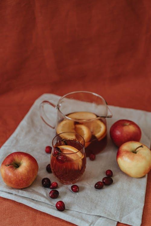 Gratis stockfoto met appel, apple, container