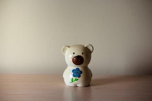Free stock photo of bear, cofrinho, ted