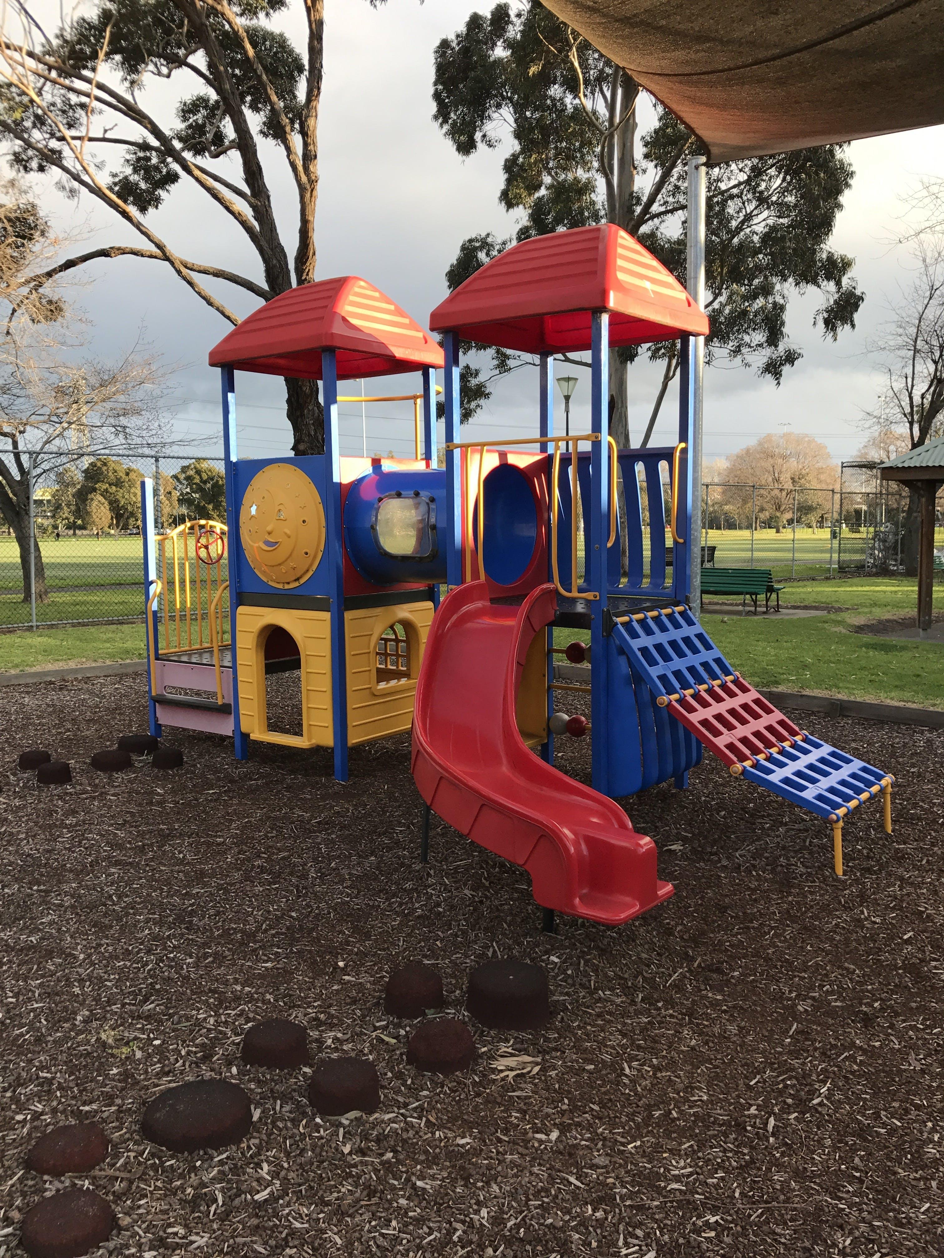 Free stock photo of children, outdoor, playground, slide