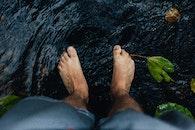 nature, feet, legs