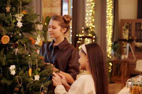 คลังภาพถ่ายฟรี ของ การตกแต่ง, การเตรียมคริสต์มาส, ของตกแต่งวันคริสต์มาส